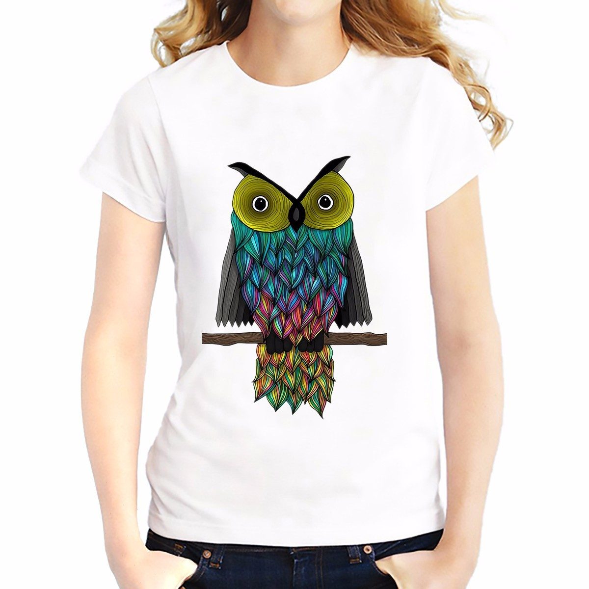 Online Get Cheap Cute Owl T Shirts -Aliexpress.com | Alibaba Group