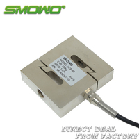 Load Cell Sensor Tension Compression LCS S6 1 1 5t