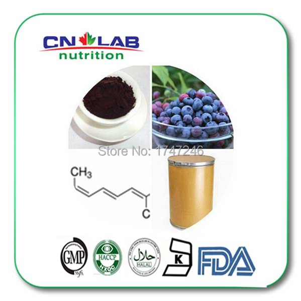 Free shipping 200g/bag Natural fruit powder from GMP factory organic blueberry powder blueBerry 10:1 Extract  High Quility gmp manufacture natural cucumber extract powder 1kg bag free shipping