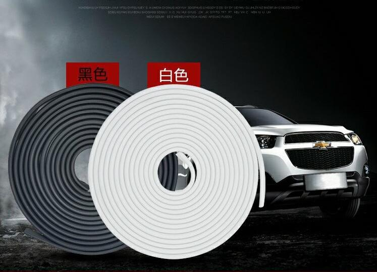 <font><b>2018</b></font> NEW 5M Car Door protection rubber strip For <font><b>Honda</b></font> <font><b>CRV</b></font> Accord Odeysey Crosstour FIT Jazz City Civic JADE Car Accessories image