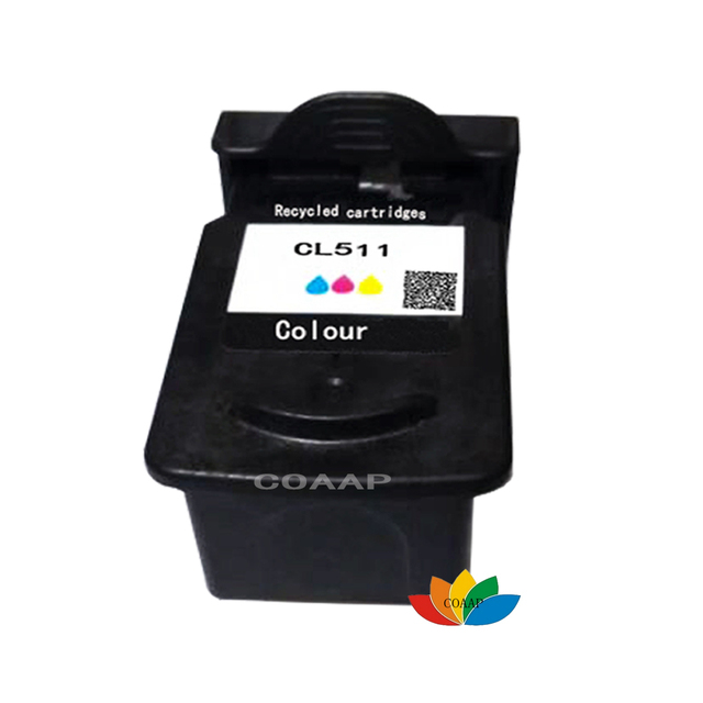 Canon PG510 Black Refillable Ink Cartridge For PIXMA MP250 MP240 MP270 MX320 MX350 MX360 Inkjet Printer