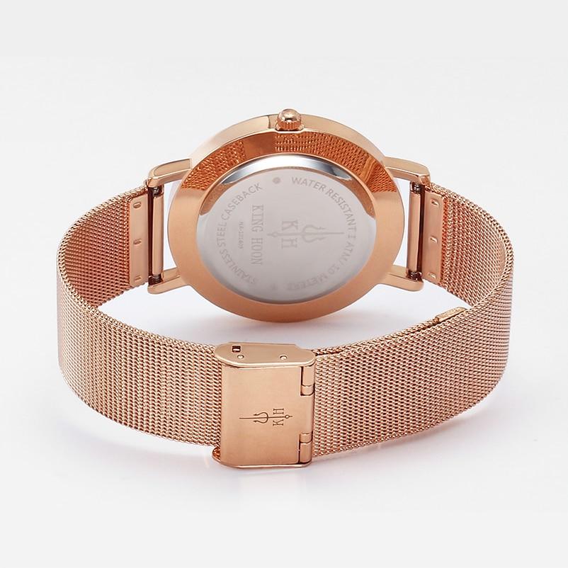 Women Watches Women Top Brand Luxury Casual Quartz Watch Female Ladies Ultra Thin Stainless Steel Wristwatches Montre Femme