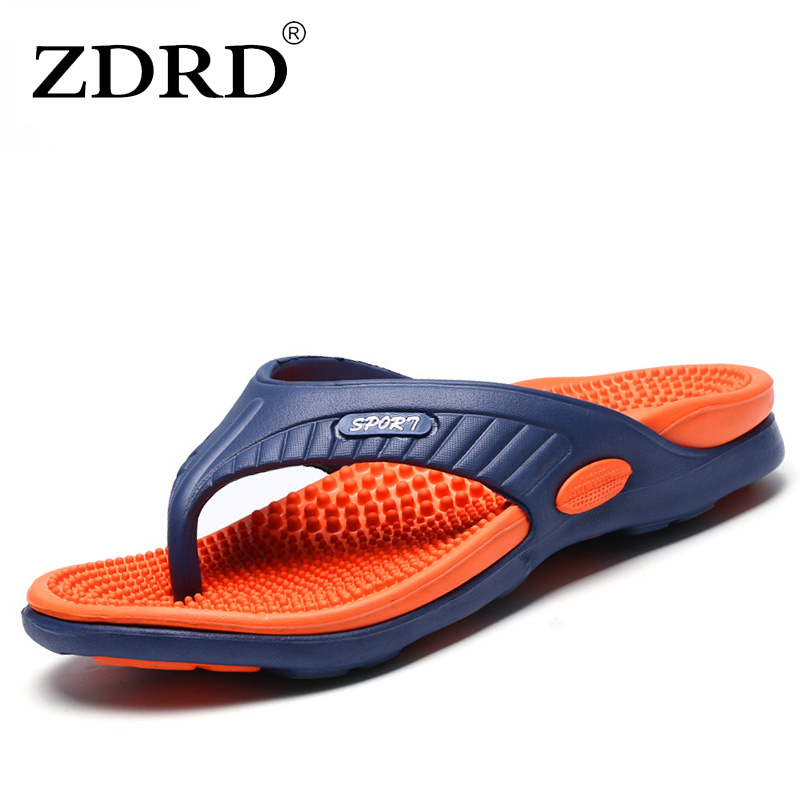 ZDRD New Men Summer Sandals Casual Slippers Shoes Men Lesiure Rubber Platform Sandals Beach Flip Flops  For Men sandalias mujer жакет dali dali da002ewtgx16