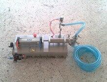 200-1500ml Single Head Liquid Softdrink Pneumatic Filling Machine  PLF1500 GRIND