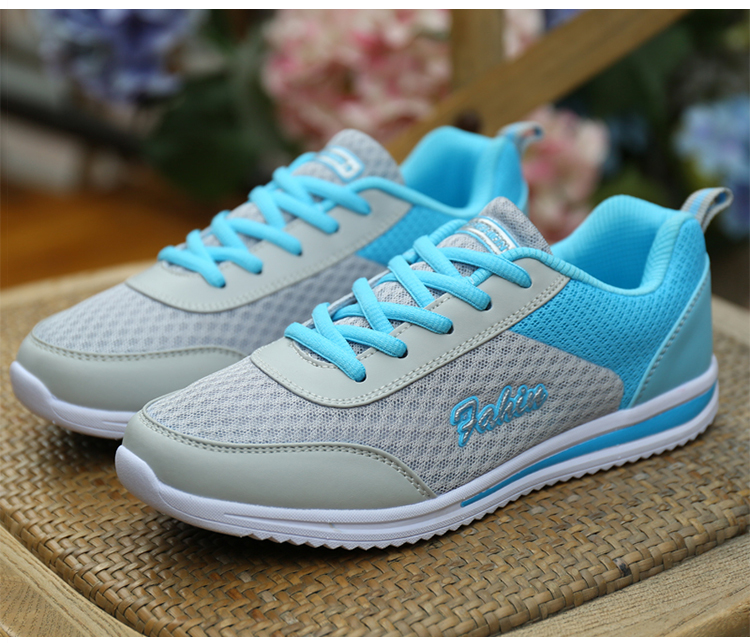 New Woman Casual Shoes Breathable Women Sneakers Shoes Mesh Female fashion Sneakers Women Chunky Sneakers Shoes sapato feminino