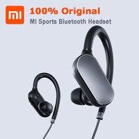 XIAOMI 2016 NEW Original MI Sports Bluetooth Headset Music Sport Earbud IPX4 Waterproof And Sweatproof Earphones