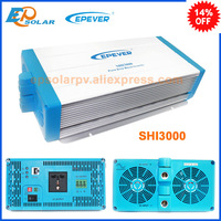 SHI3000 24v 48v 3000W pure sine wave full power inverter for household appliances off grid tie solar system 3kw inverter EPEVER