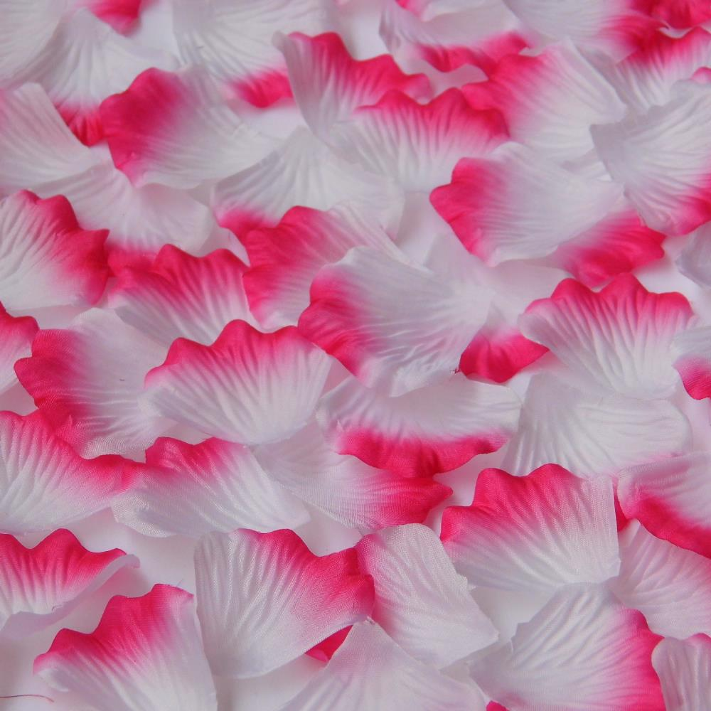 Silk rose flower petals leaves 100pcs artificial flowers petals silk rose flower petals leaves 100pcs artificial flowers petals wedding table decorations event party supplies confetti wreaths in artificial dried mightylinksfo