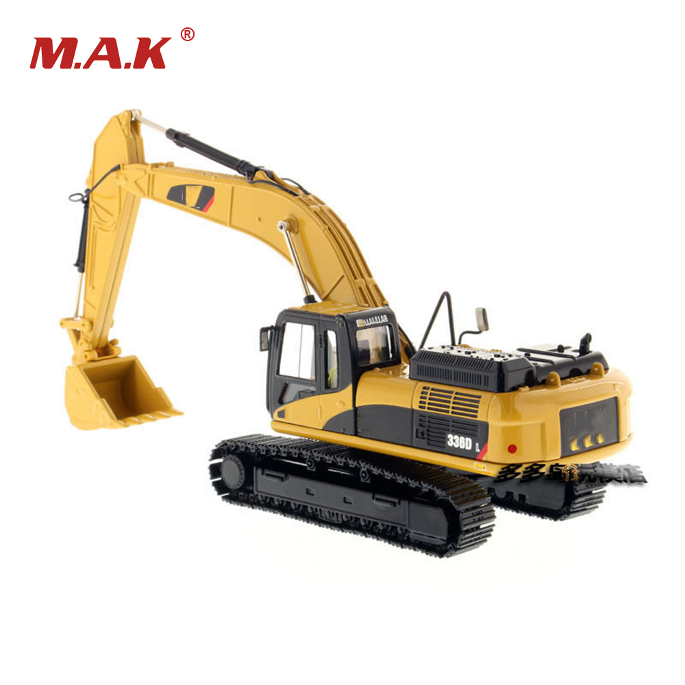 diecast 1/50 scale 336D hydraulic excavator-high line series diecast toy model engineering truck vehicles for collection of gift collection diecast 1 50 scale m318f wheeled diecast excavator truck car vehicles diecast model