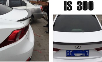 Carbon Fiber Spoiler For Lexus IS250 IS300 2013.2014.2015.2016.2017 High Quality Rear Wing Spoilers Trunk Lid Diffuser