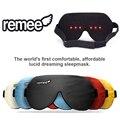 New Inteligente Óculos Remee Remy Patch sonhos de homens e mulheres sonho sono sombra Início controle do sonho lúcido os sonhos virtuais