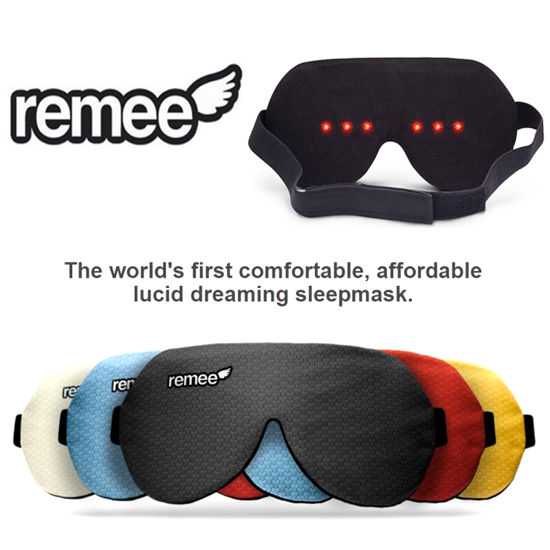 New Smart Glasses Remee Remy Patch dreams of men and women dream sleep eyeshadow