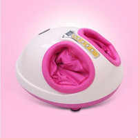Air Compression Foot Massage Shiatsu Heating Therapy Infrared Massager Foot Electric Muscle Stimulator Pain Relief