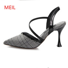 Woman Sandals 2018 Summer Sexy Sandal high Heels sandals women Ladies Party Shoes Women Sandalias Zapatos Mujer sandales femme цены
