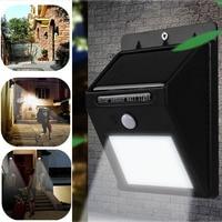 Led solar powered wireless security waterproof motion sensor light 8 led light outdoor pathway wall lamp.jpg 200x200
