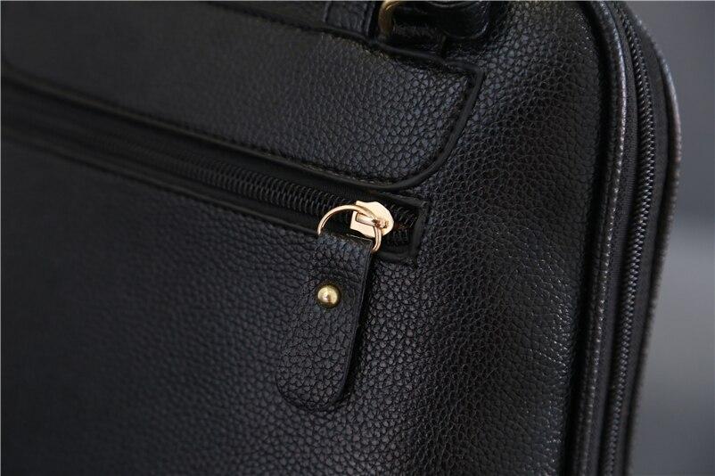 Nevenka Women Leather Backpack Tassel Female Travel Backpack Black Handle Backpacks for Girls School Bag Summer Backpacks 201806