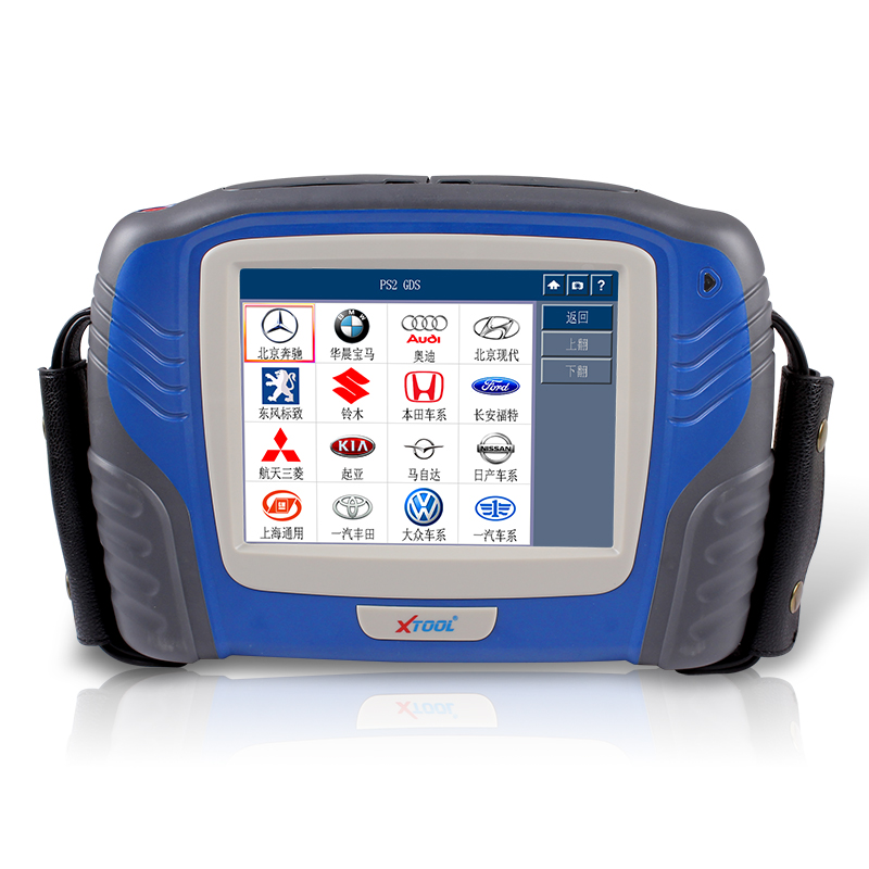 100% Original XTOOL PS2 GDS Gasoline Universal Car Diagnostic Tool Update Online PS2 GDS Scanner ps2 car diagnostic tool