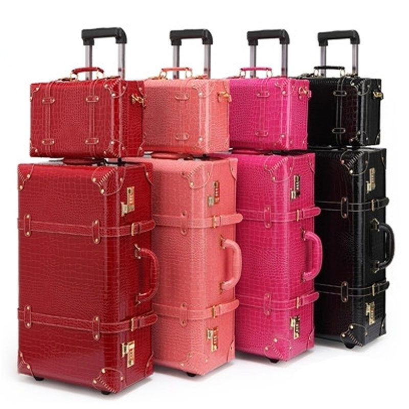 Online Get Cheap Vintage Suitcase Set -Aliexpress.com | Alibaba Group