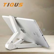 Универсальный сложенный настольный планшетный кронштейн мобильного телефона стенд для ipad air mini для iphone 6 7 plus настольный держатель стенд для ipad iphone