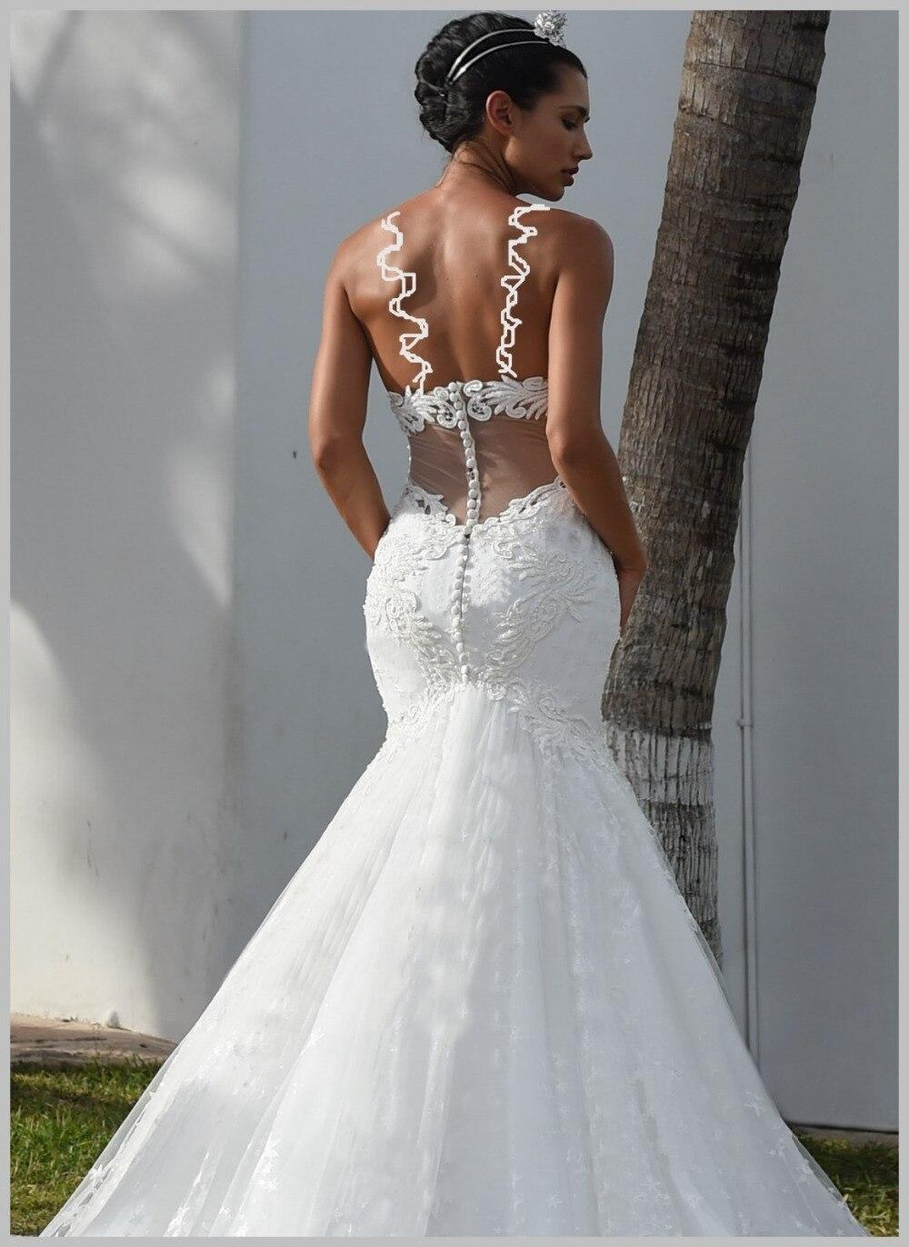 Eslieb High end Wedding dress 2019 Mermaid wedding dresses Vestido de Noiva