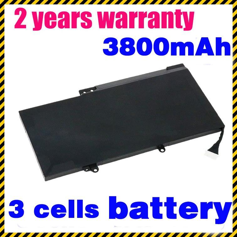 JIGU Laptop Battery 760944-421 761230-005 767068-005 HSTNN-LB6L NP03XL For HP FOR ENVY 15-U U010DX x360 15-u010dx 13-a000ns