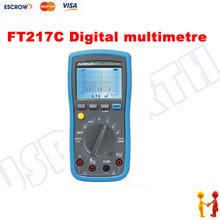 Cheaper Multimeter FT217C, color screen multimeter, FT217C Digital multimetre