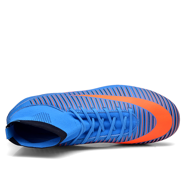 High Ankle Best Soccer Shoes With Socks
