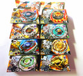8Sets/lot Kid Child Boy Toy Spinning Tops Clash Metal 4D Beyblades Beyblade 8Style BB105/106/108/109/111/114/117/Limited Edition