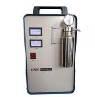 800W taşınabilir oksijen hidrojen alev jeneratörü akrilik parlatma makinesi  150L 2 gaz meşaleler ücretsiz  220V