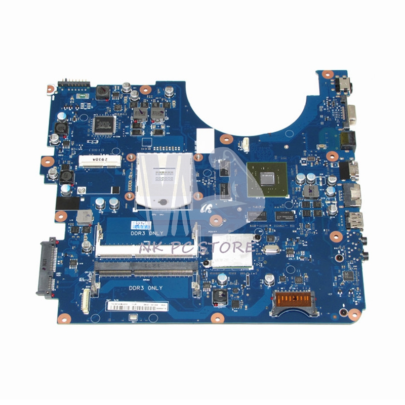 New For Samsung R580 Laptop Motherboard BA92-06130A BA92-06133A DDR3 8 Video memory Discrete Graphics имп имп 580 256x16 r er1