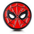 spider-man head Motorcycle Automobile body 3D 3M Metal sticker Emblem Badge Decal car styling Cool  Super hero avengers alliance