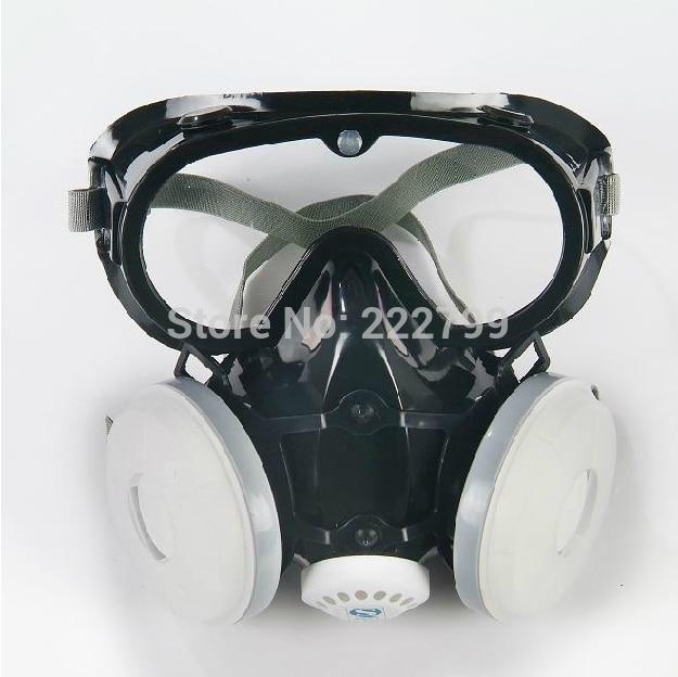 maschera respiratoria antipolvere