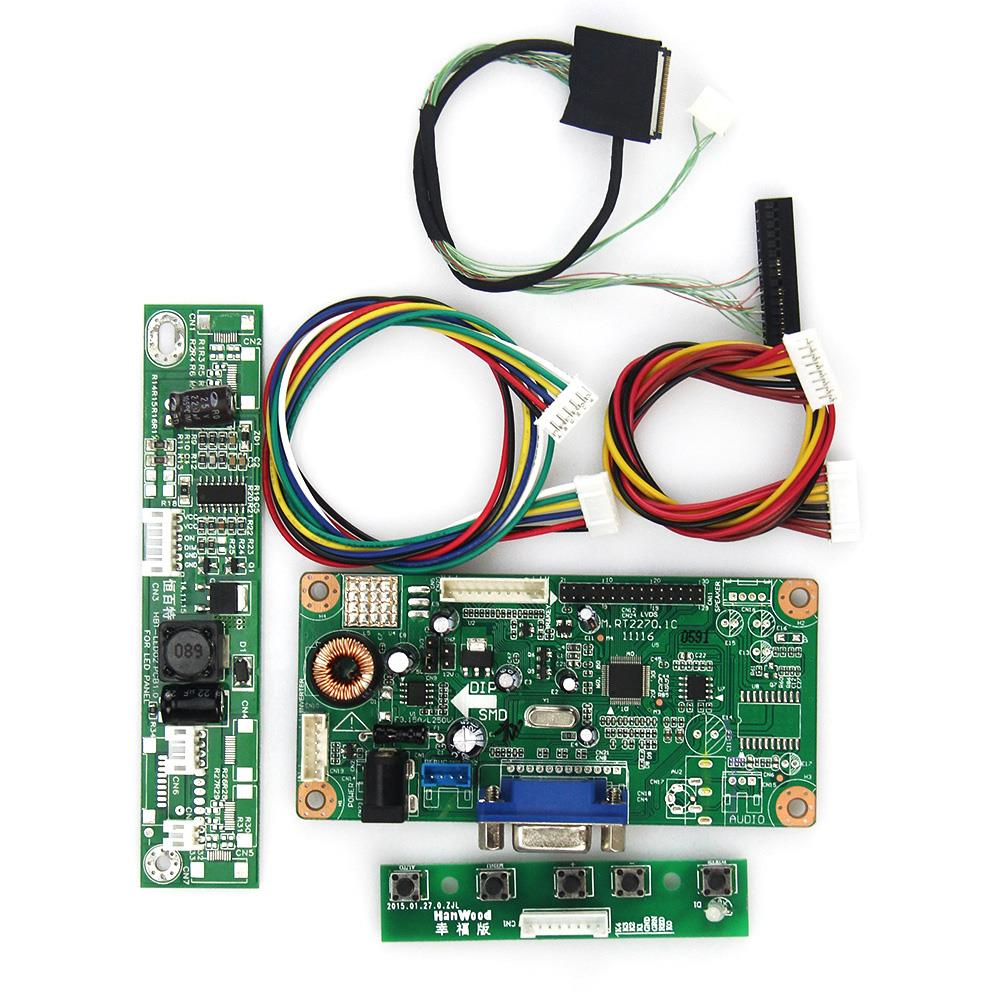 LCD Control Driver Board M.RT2270 LCD/LED (VGA) For M215HW02 V.0 LVDS Monitor Reuse Laptop 1920x1080