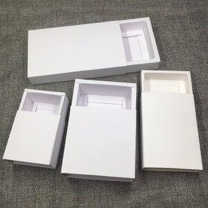 Image 3 - 50 sztuk na prezent, z papieru siarczanowego pudełka do pakowania puste pudełko papierowe DIY pudełka do przechowywania na mydło wyrabiane ręcznie/prezenty/rzemiosło/biżuteria/cukierki/ciasto/Rose