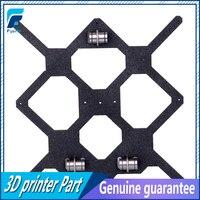 Original clonado prusa i3 mk3 impressora 3d alumínio y transporte com 3 peças u parafusos segurando lm8uu para prusa i3 peças de impressora 3d|Peças e acessórios em 3D| |  -