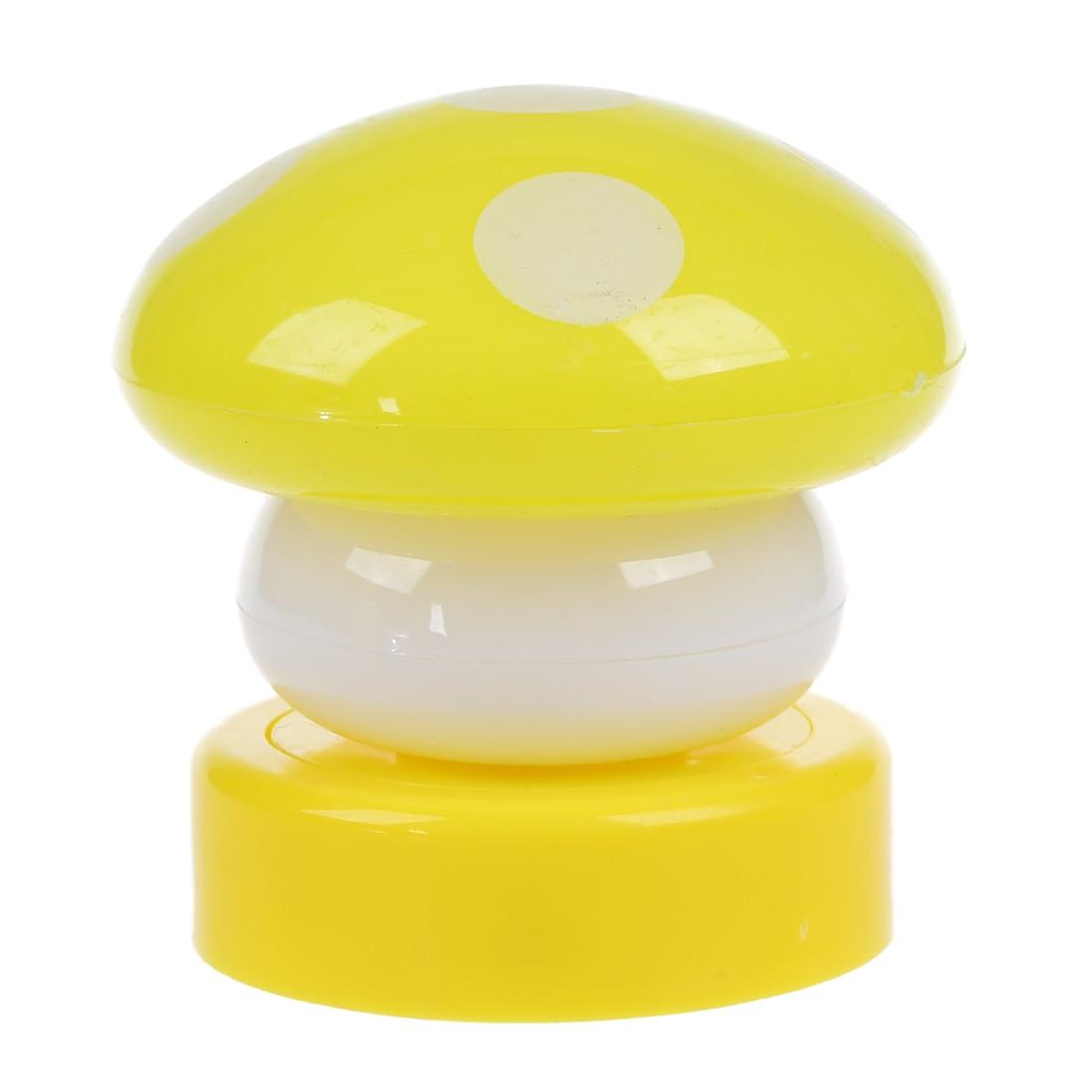 Из 2 предметов Красочные гриб Нажмите/Touch <font><b>LED</b></font> Детская Спальня ночник настольная лампа
