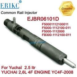 EJBR06101D CRI oryginalny wtryskiwacz Common Rail EJB R06101D i EJBR0 6101D F5000-1112000 oleju napędowego dla Yuchai 2.5 Lt