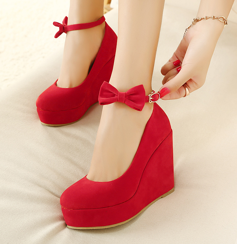 Online Get Cheap Cute Red Shoes -Aliexpress.com | Alibaba Group