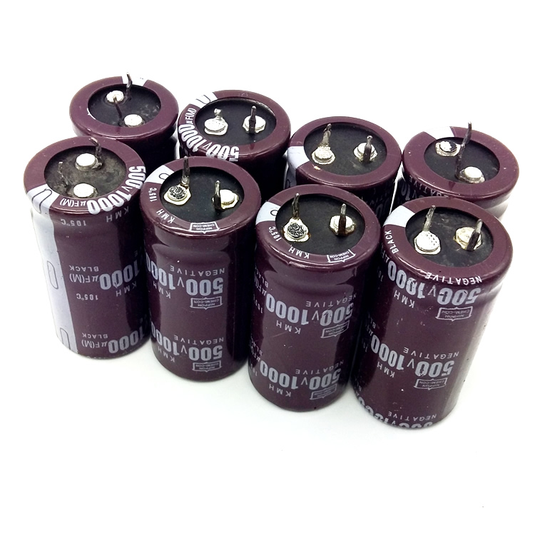 aluminum electrolytic 5PCS/LOT New Original aluminum electrolytic capacitor 450v 1000uf 35*60MM 1000UF 450V KMH IC  (1)