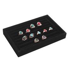 Classic Velvet Jewelry Box