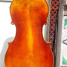 117842808 Master Cello 4/4 Size European tone wood excellent handmade cello(China)