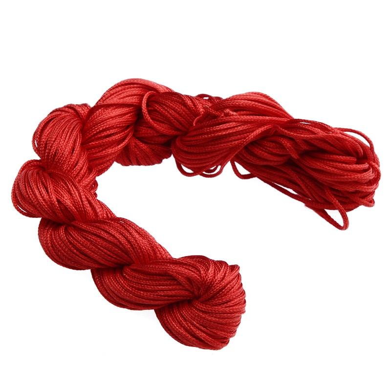 Wholesale 1mm Nylon Cord Thread Chinese Knot Macrame