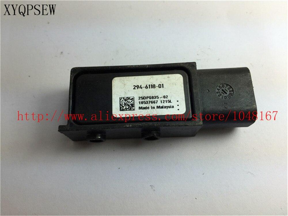 XYQPSEW Pour Carter Caterpillar entrée capteur de pression 294-6118-01,294-6118,294611801, 250PS035-02