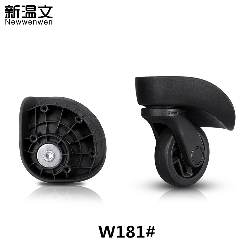 Replacement Spinner Wheels for luggage,Suitcase Wheels Repair ,Wheels for suitcases W181# high quality replacement luggage wheels travel suitcase wheels black repair replacement wheels for luggage suitcases wheels d047
