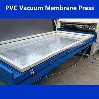Полуавтоматический высота температура силиконовая мембрана/ПВХ вакуумный пресс/двери вакуумный пресс мембраны машина