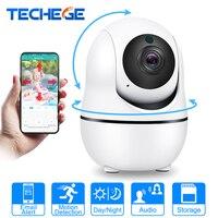 Techege 1080P Smart Wireless IP Camera Audio Wifi Security CCTV Camera Home Alarm 2 0MP Surveillance
