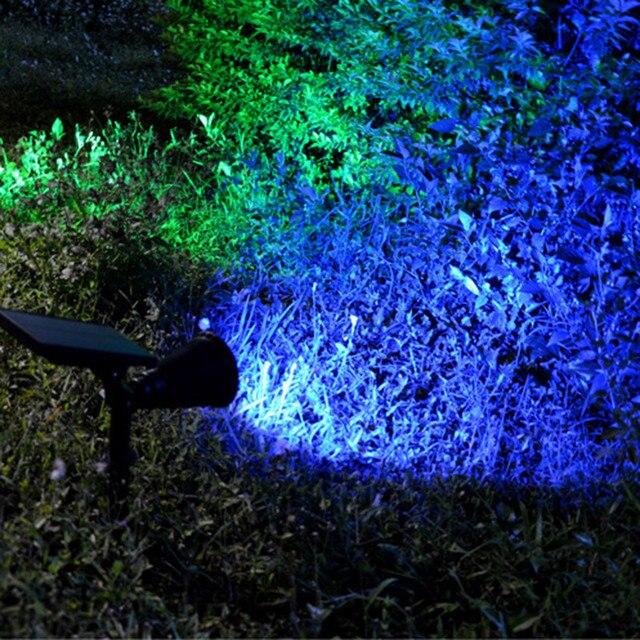 LED Solar Lights Outdoor Park plant decorative lights Home Outdoor
