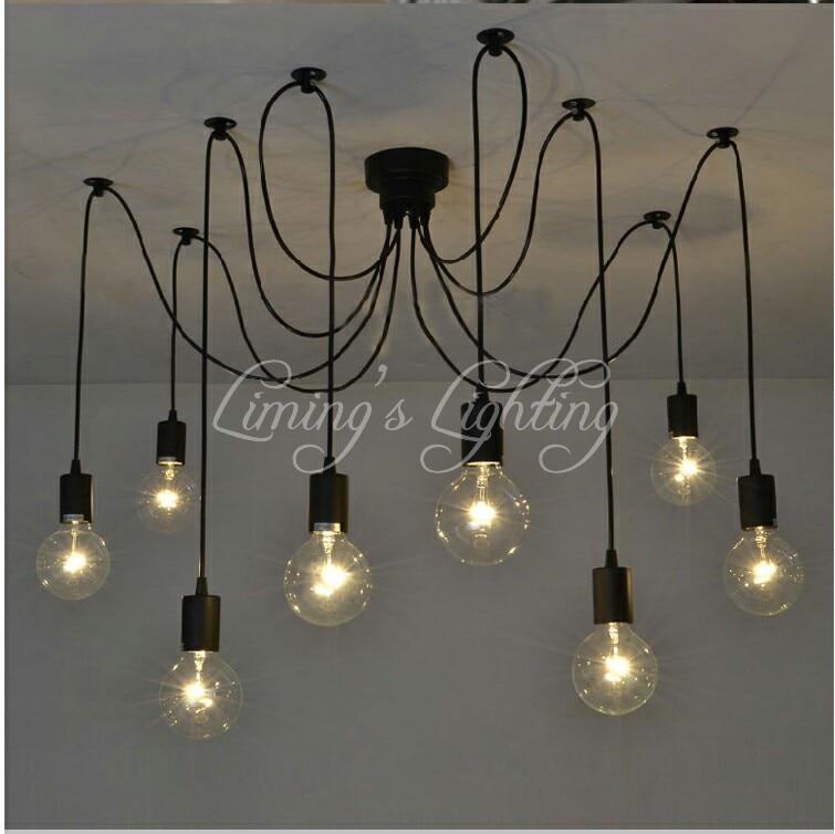 Compra luces de techo para techos altos online al por - Lamparas techos altos ...