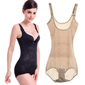 Sexy Women Bodysuits Slimming Body Shapers Magic Underbust Adjustable Straps Plus Size Waist Cinchers Tummy Control Shaperwear