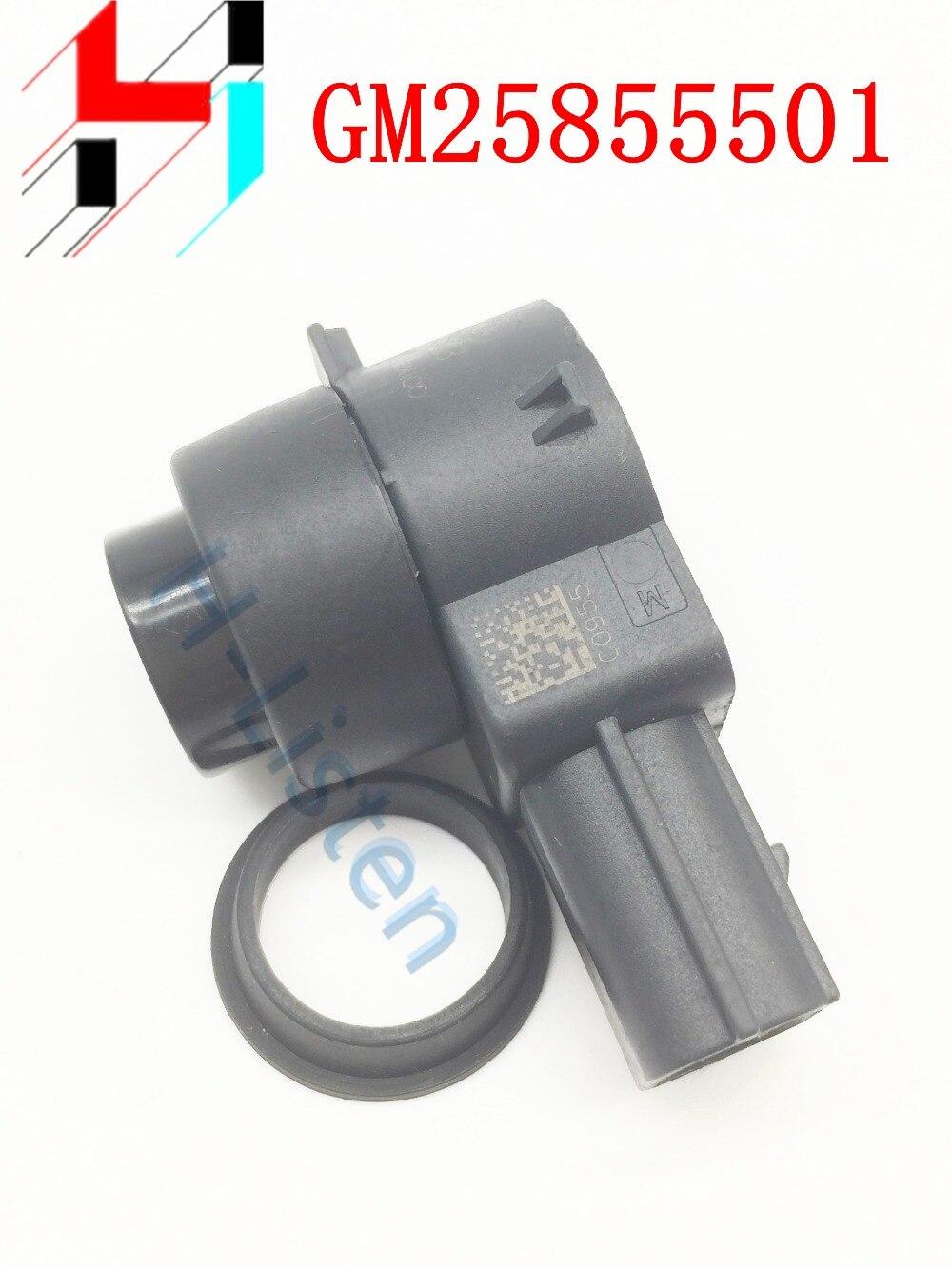 13326235 Parking Sensor 13242365 25855501 car parking Bumper Object Sensor fit For Cruze Regal Saab Opel Corsa Insignia 7